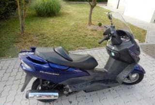 despiece completo de suzuki burgman 125cc año 2005
