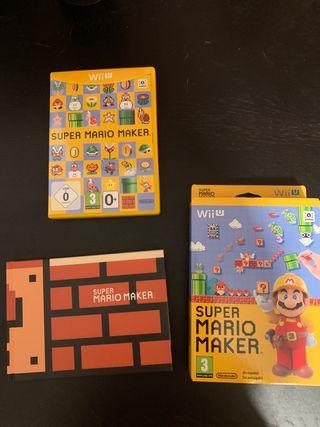 Super Mario Maker WiiU ed. Limitada