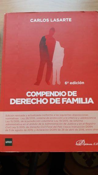 Compendio de derecho de familia - Carlos Lasarte