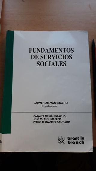 Fundamentos de servicios sociales - Carmen Alemán