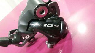 Cambio desviador trasero Shimano 105