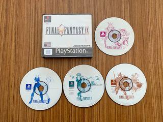 Final Fantasy 9 Psx