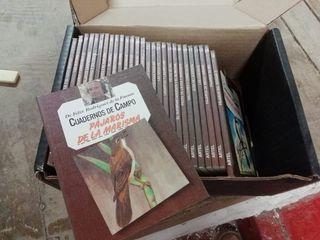 libros pájaros colección completa