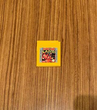 Donkey Kong 1 Game Boy