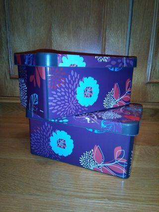 cajas curver
