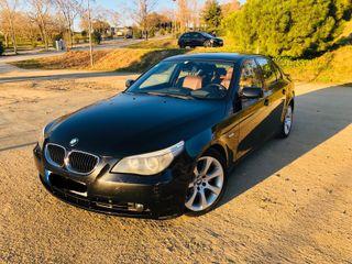 BMW 535D Diesel, 272 CV con Distintivo Amarillo