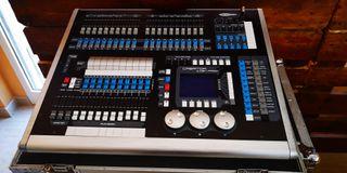 Showtec Creator 1024 PRO controlador DMX