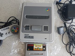 Super Nintendo SNES MUY BUEN ESTADO