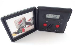 i379 Reloj digital viaje alarma