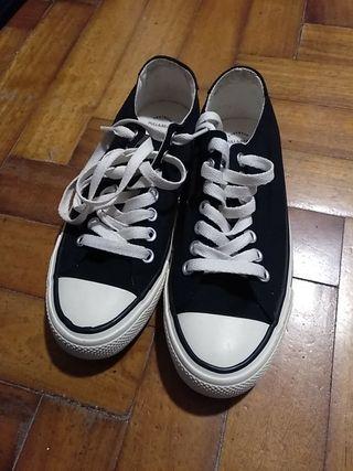 Zapatillas estilo Converse