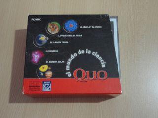 El mundo de la ciencia de la revista QUO
