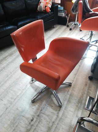 sillones de peluquería, urgente