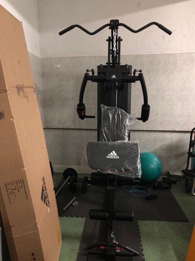 Multiestacion adidas home gym de segunda mano por 450 u20ac en salamanca