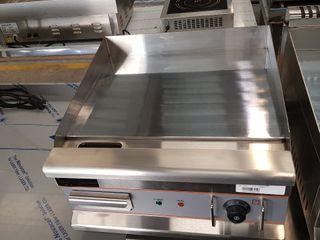 plancha eléctrica cromo duro