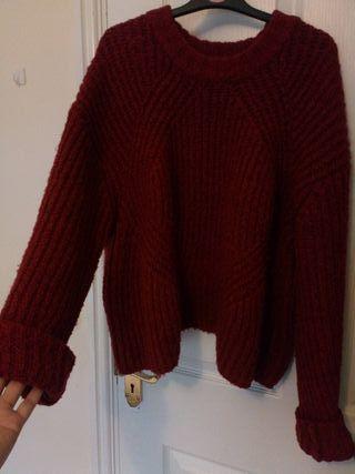 Red jumper