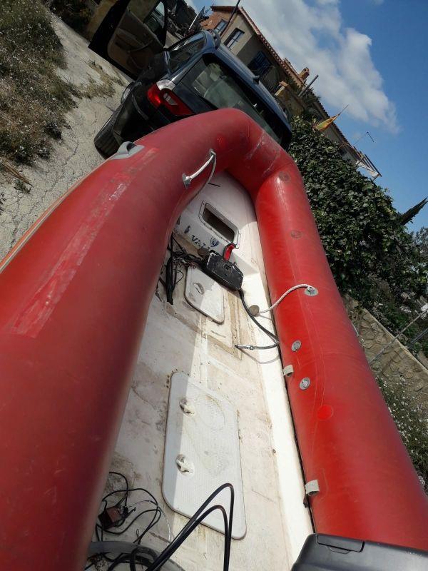 lancha barca náutica