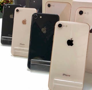 iPhone 6, iPhone 6s, iPhone 7, iPhone 8 libres