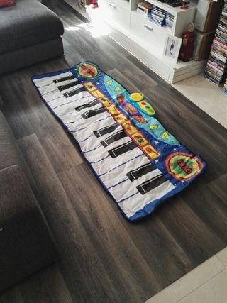Piano pie
