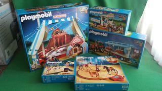 Playmobil Lote Circo Roncalli TODO NUEVO