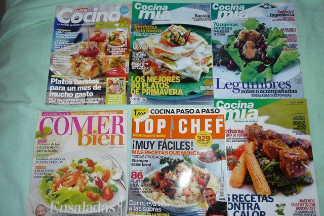 Lote Revistas De Cocina De Segunda Mano Por 10 En Alcala De