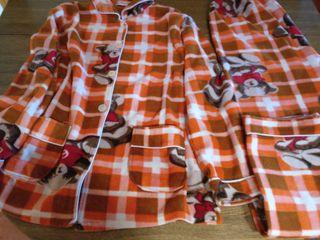 pijama de invierno niño