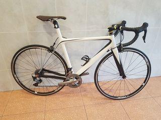 Bicicleta carretera carbono Talla 52 KASPER