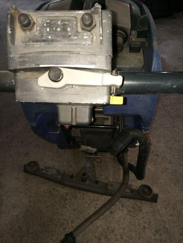 fregadora de batería