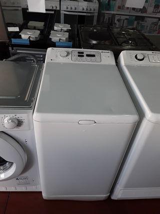 Lavadora Secadora carga superior.