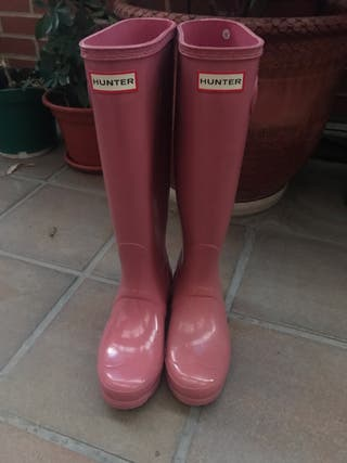 Botas Hunter originales 36