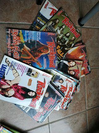 Revistas Rock Hard