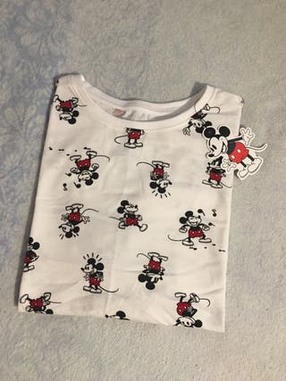 Camiseta mickey disney primark