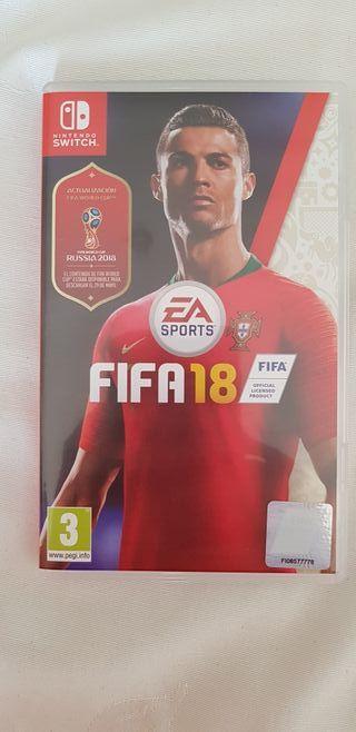 Fifa 2018 Nintendo Switch