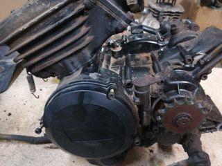 Motor rieju mr80