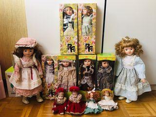 OFERTA Lote muñecas Coleccion No nancy