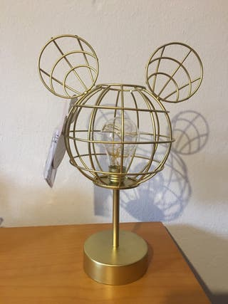 Lampara mickey disney primark