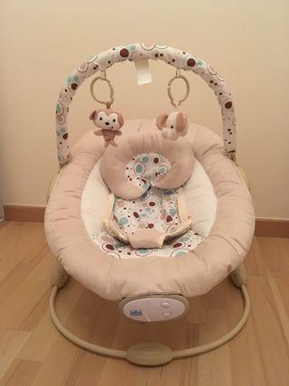 Transar bebé vibrant et musical