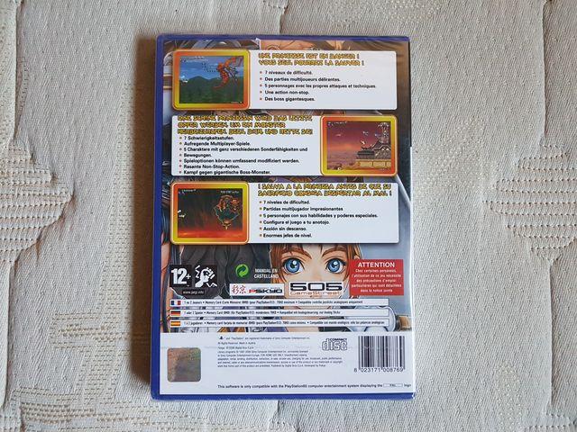 Tengai Nuevo Precintado PS2