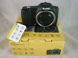 Camara Kodak PixPro FZ152 - Nueva