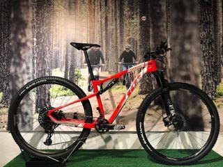 Bicicleta Montaña Wilier 101fx doble suspensión
