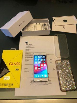 Iphone 6 16gb Oro LIBRE con factura
