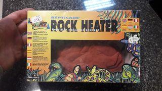 Piedra calentadora para reptiles
