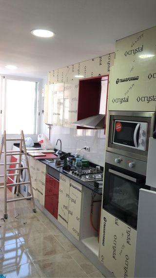 Montajes de cocinas