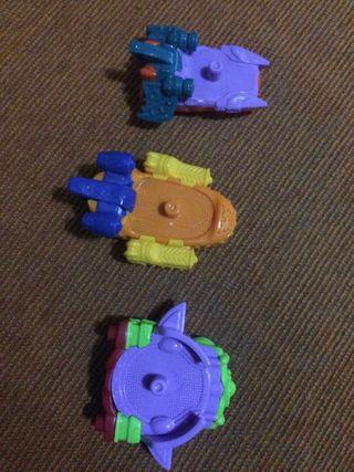 Coches súperzings serie 3