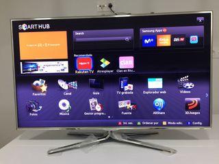 Televisión Samsung 40 pulgadas Smart TV, 3D, HD