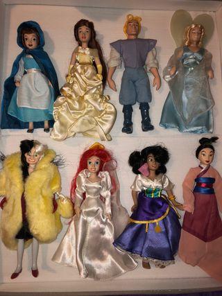 Pack figuras de porcelana Disney