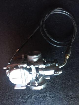 Carburador -KEIHIN PWK 28mm choke manual