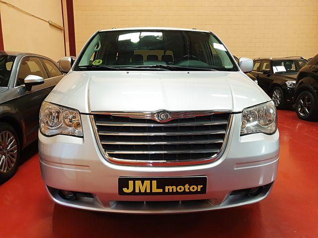 Chrysler Grand Voyager 2010