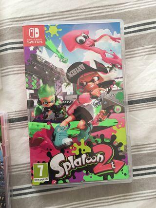 Splatoon 2 de Nintendo Switch