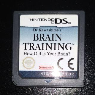 Nintendo DS: Brain Training del Dr. Kawashima