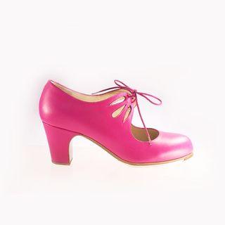 Zapatos de flamenco a la medida